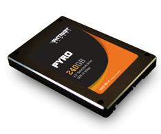 Patriot reveals Pyro lineup SATA III SSDs