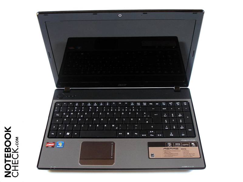 ACER ASPIRE 5551 DRIVERS FOR WINDOWS 7