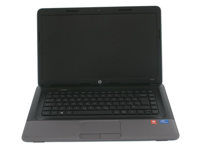 Hp 650 H5k82ea Notebookcheck Net External Reviews