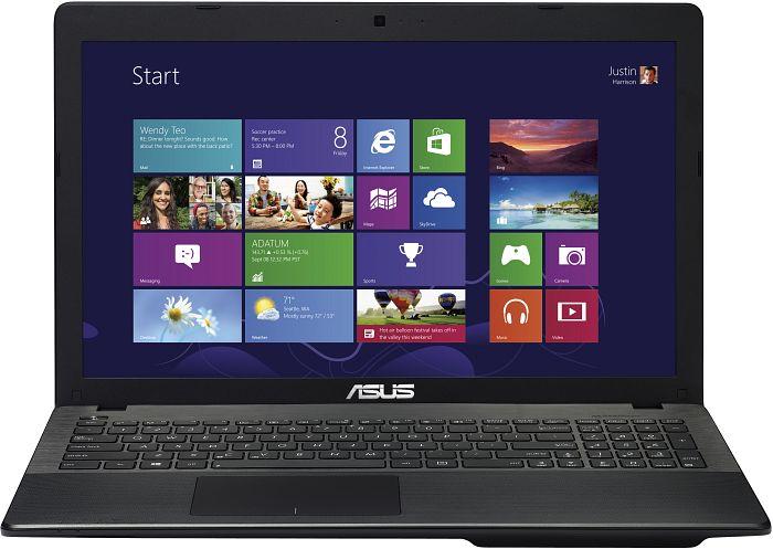 Asus X552 Series - Notebookcheck.net External Reviews