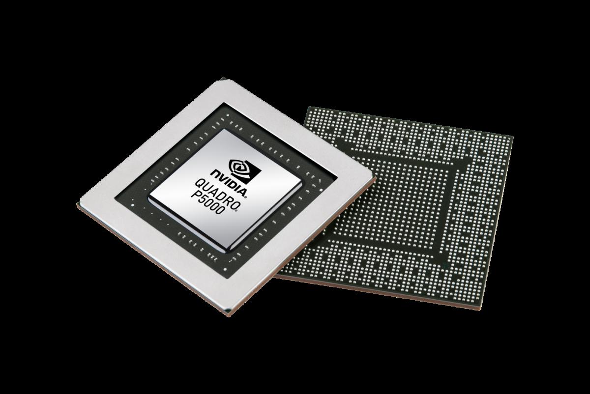 NVIDIA Quadro P5000 - NotebookCheck net Tech