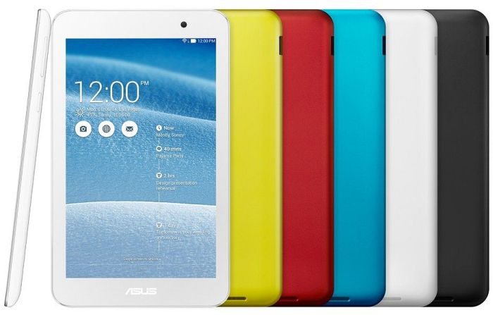 Asus MeMO Pad 7 ME572C - Notebookcheck net External Reviews