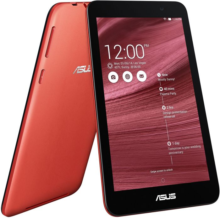 Asus MeMo Pad 7 ME176CX - Notebookcheck.net External Reviews