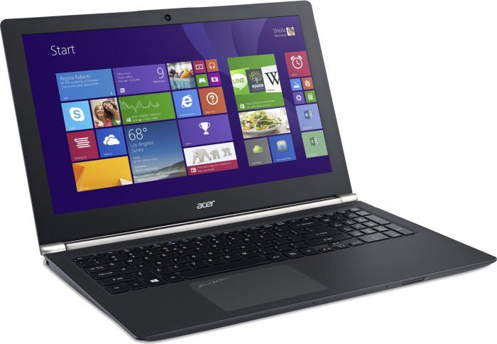 Acer Aspire V15 Nitro Black Edition VN7-591G-74LK - Notebookcheck ...