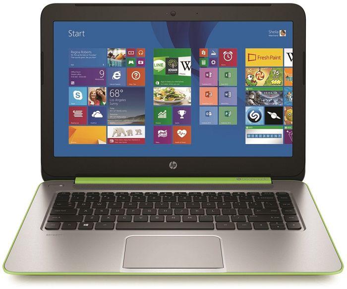 Hp Stream 14 Ds0000ns Notebookcheck Net External Reviews