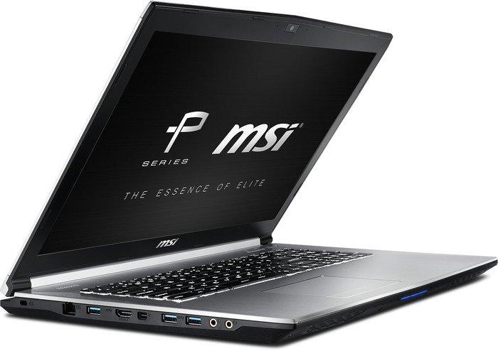 MSI PE70 6QD Driver for PC
