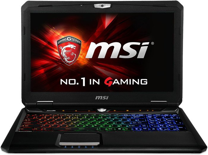 MSI GT60 0NC Notebook 64Bit