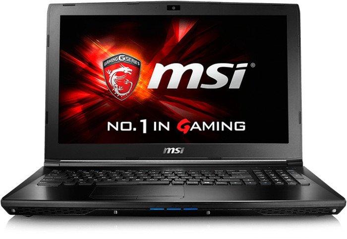 MSI GL62M 7RDX-1096 - Notebookcheck.net External Reviews