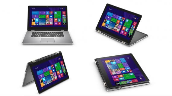 Dell Inspiron 15 7000 2-in-1 - Notebookcheck net External