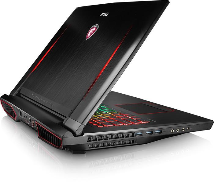 Msi Gt75vr 7re 039nl Titan Sli Notebookcheck Net External Reviews