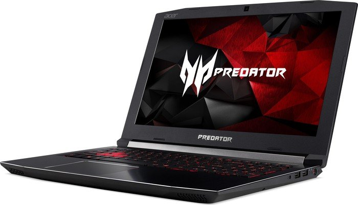Acer Predator Helios 300 PH315-51-78TP - Notebookcheck.net External Reviews