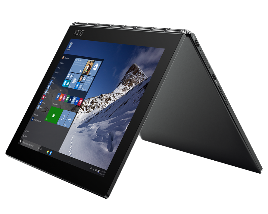 Lenovo Yoga Book Yb1 X91f Notebookcheck Net External Reviews