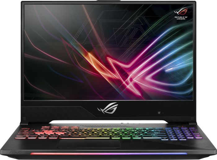 04baabea2 Asus Strix Scar II GL504GV-ES087T - Notebookcheck.net External Reviews