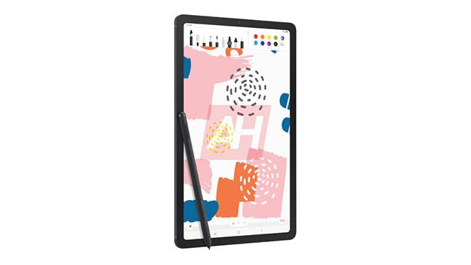 Samsung Galaxy Tab S6 Lite - Notebookcheck.net External Reviews