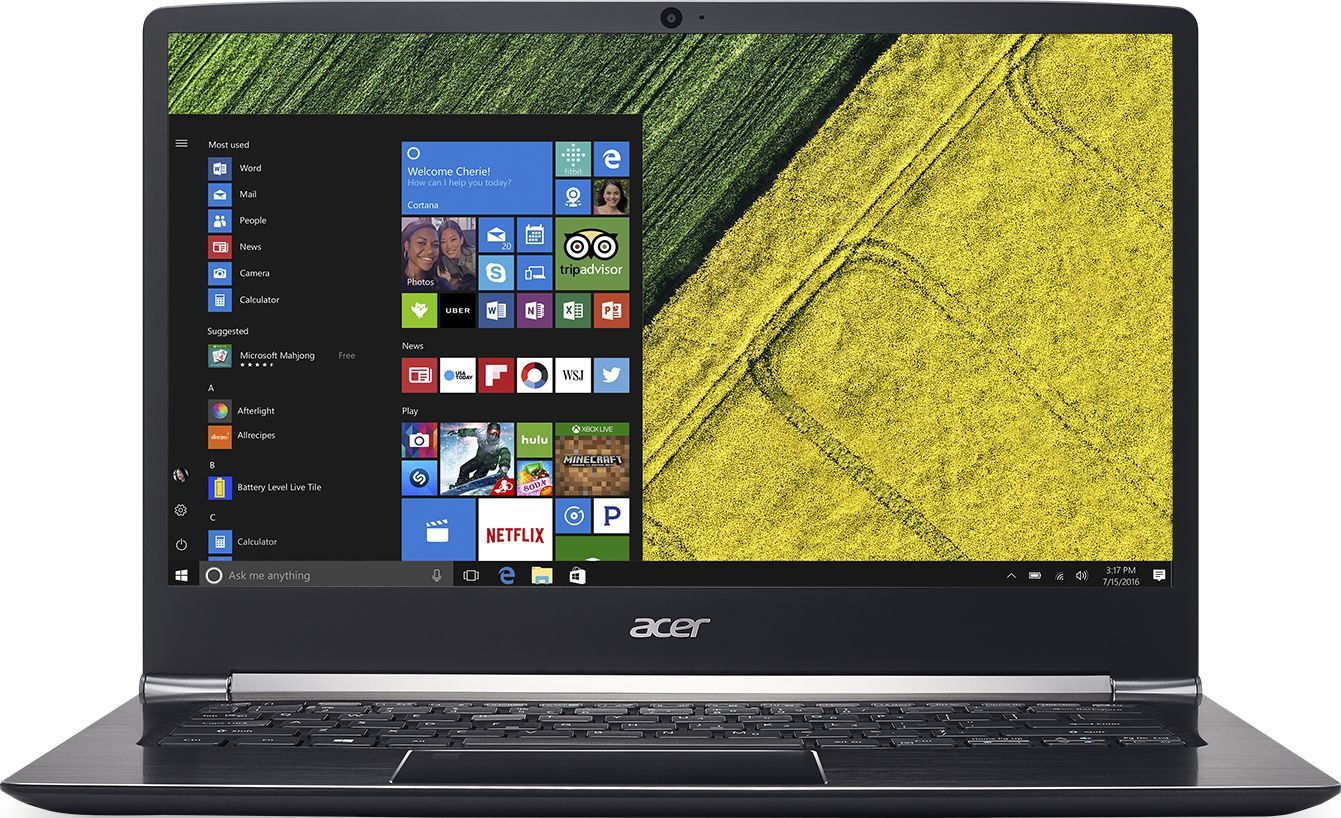 Image result for Acer Swift 5 (2020) initial review: The lightweight leader is back
