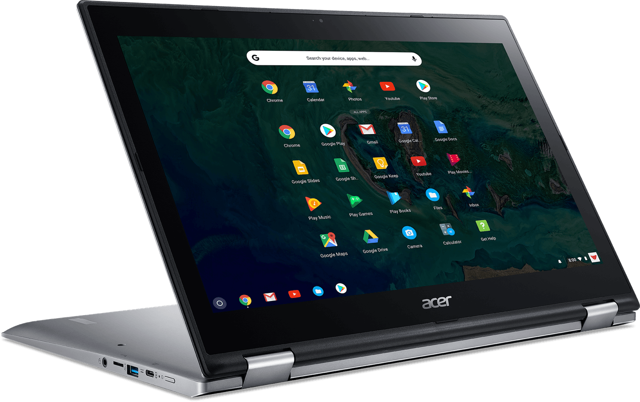 Acer Chromebook Spin 13 CP713-1WN-54GA - Notebookcheck.net ...