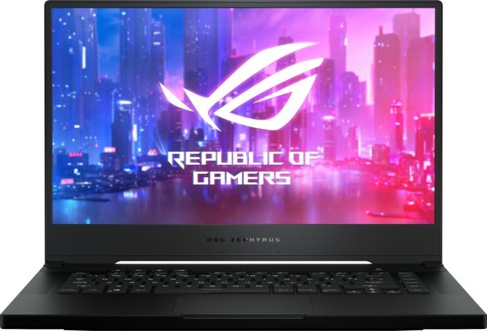 Asus ROG Zephyrus M GU502LW-HC130T - Notebookcheck.net External Reviews