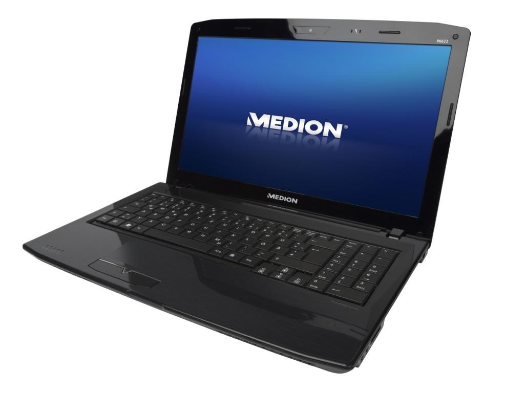 Medion P6622 - Notebookcheck.net External Reviews