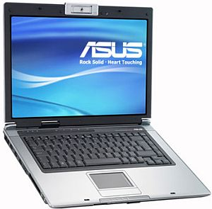 Notebook: Asus F5SL