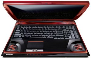 Toshiba Qosmio X300 11s Notebookchecknet External Reviews