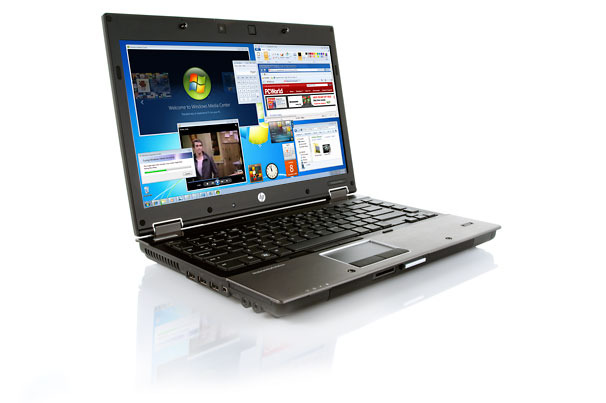 HP Elitebook 8540w Series