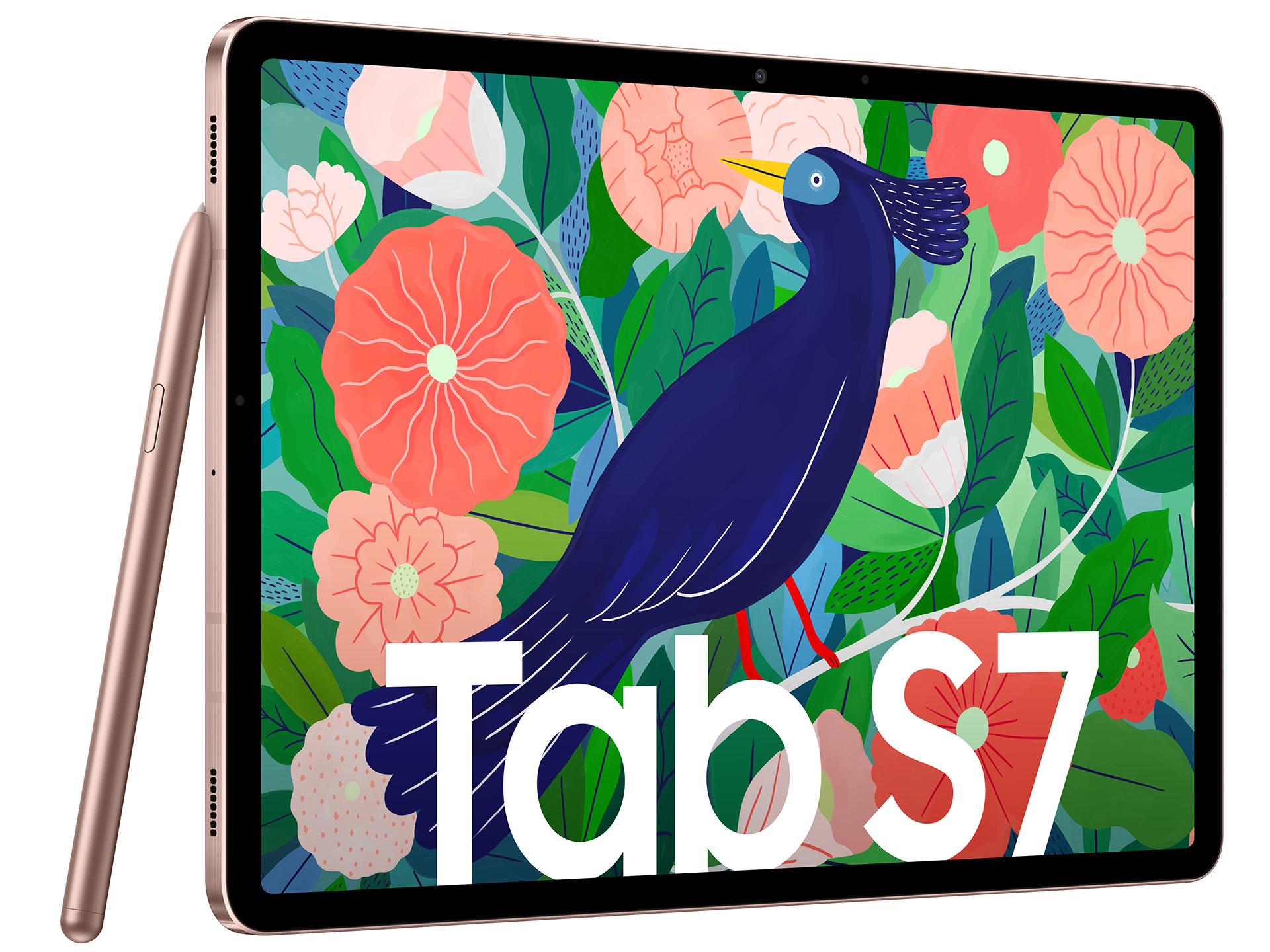 Samsung Galaxy Tab S7 Notebookcheck Net External Reviews