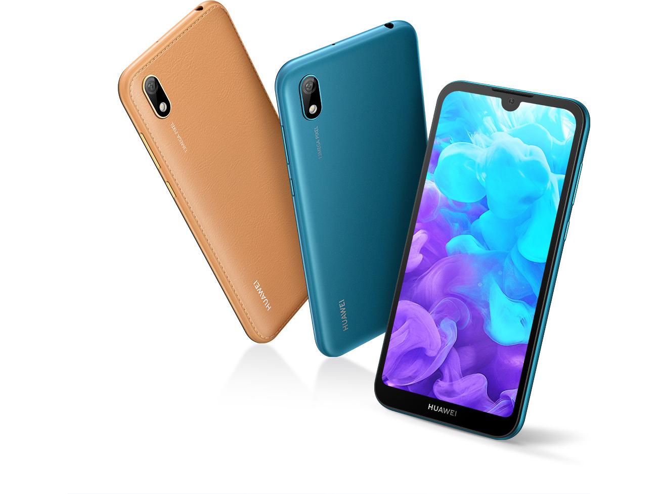 Huawei Y Series - Notebookcheck net External Reviews