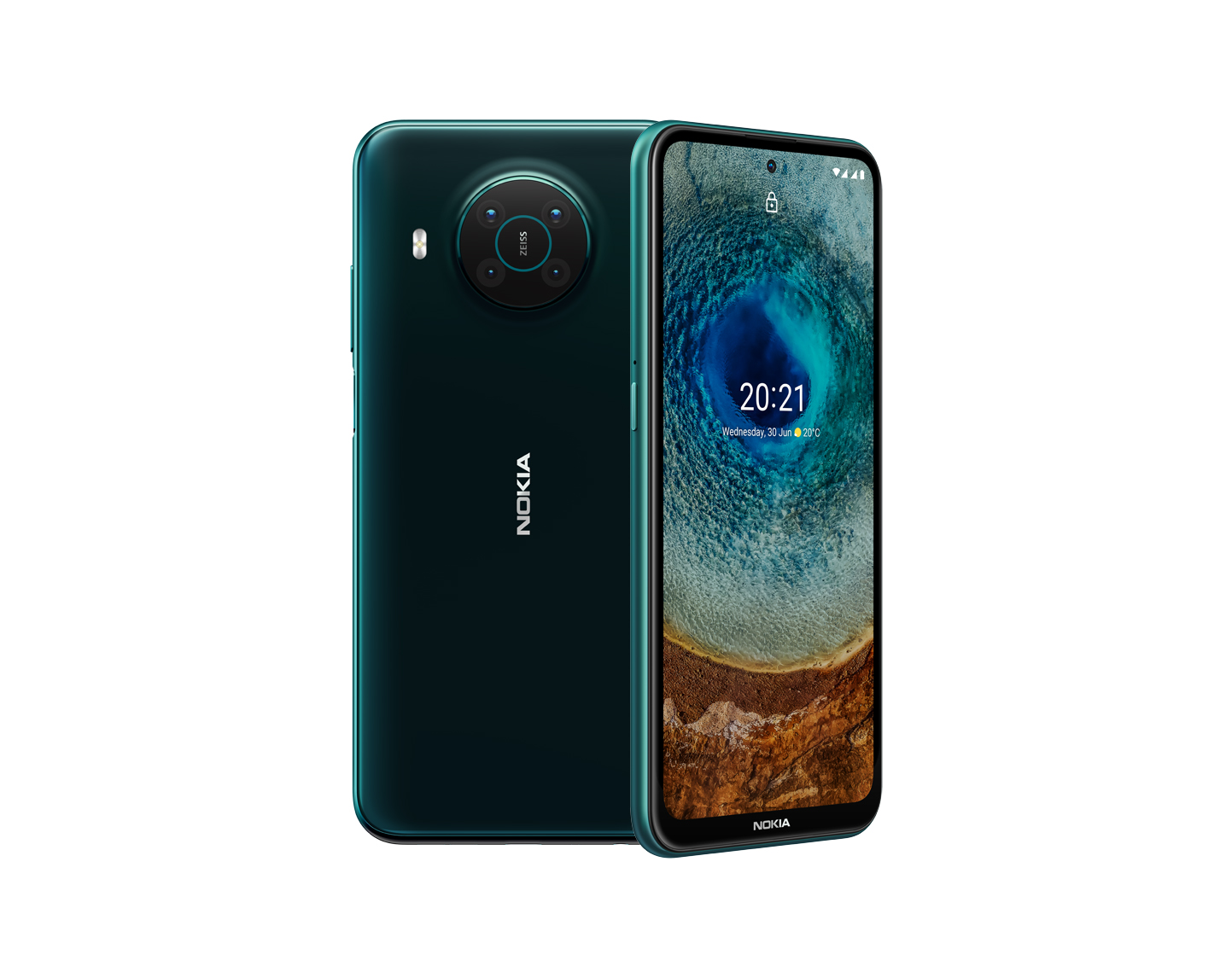 Nokia X10 - Notebookcheck.net External Reviews