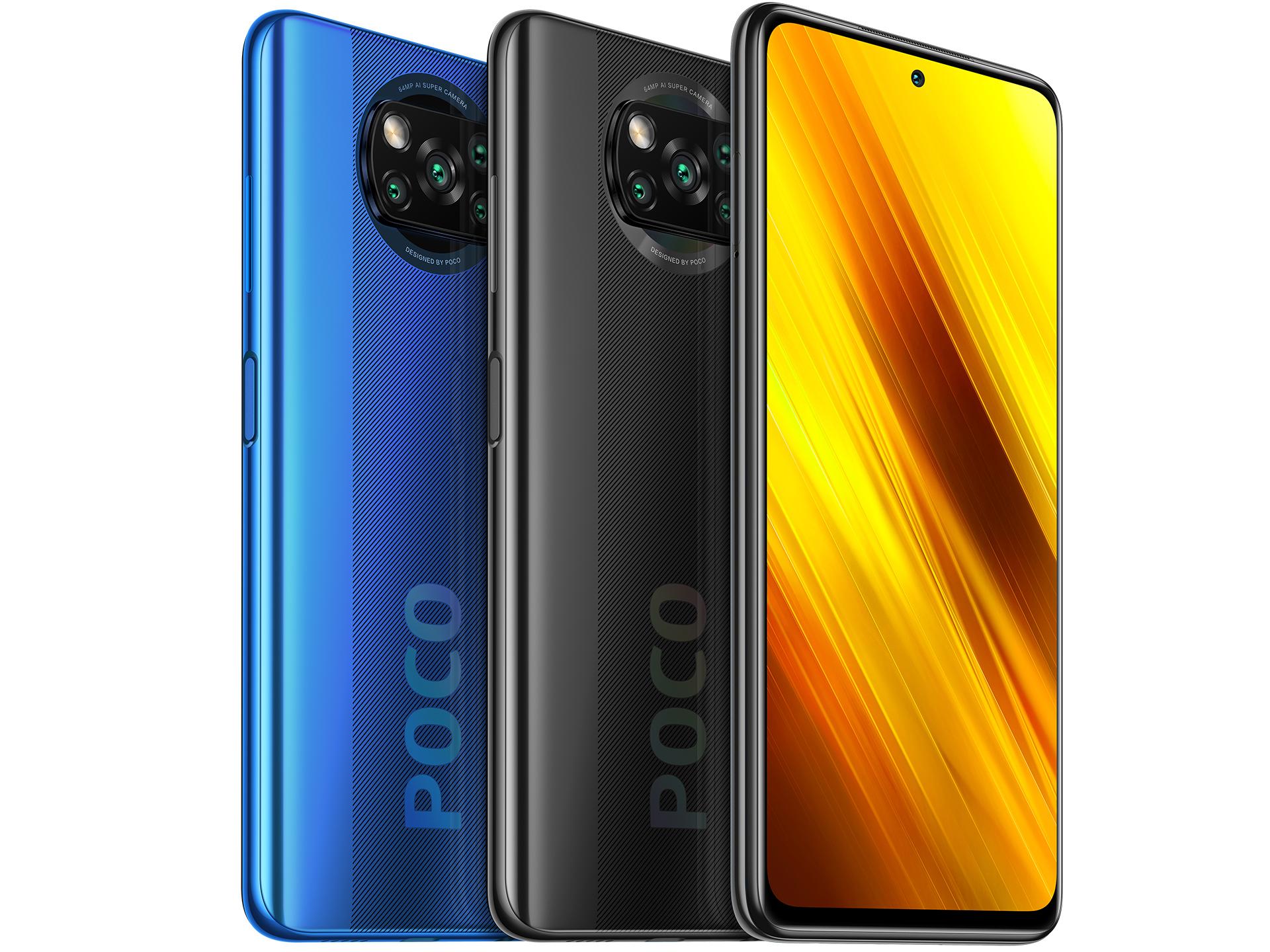 Xiaomi Poco X3 NFC - Notebookcheck.net External Reviews