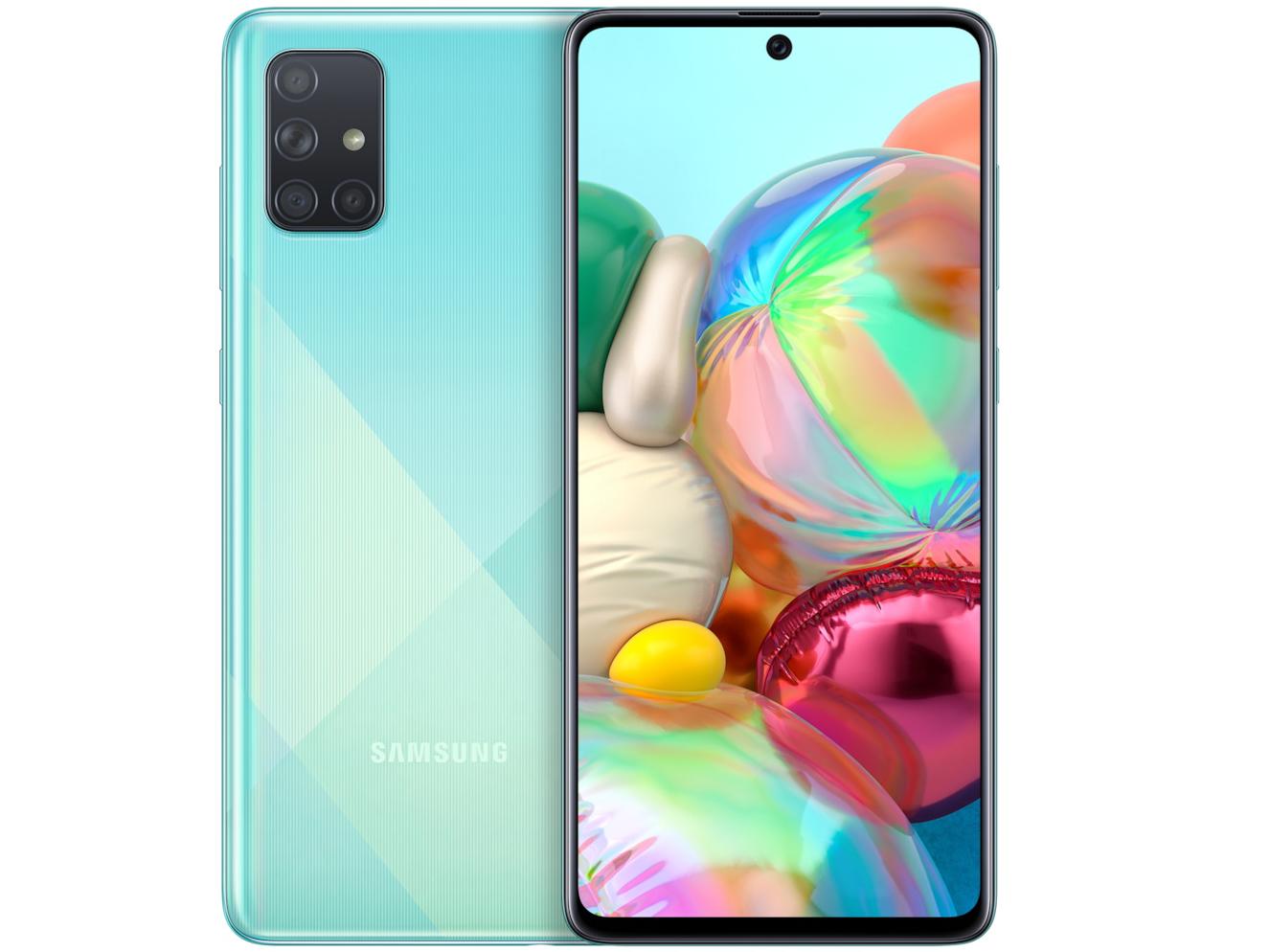 Samsung Galaxy A71 - Notebookcheck.net External Reviews
