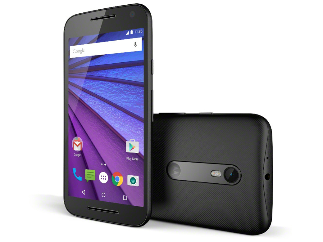 Motorola Moto G 2015 - Notebookcheck.net External Reviews