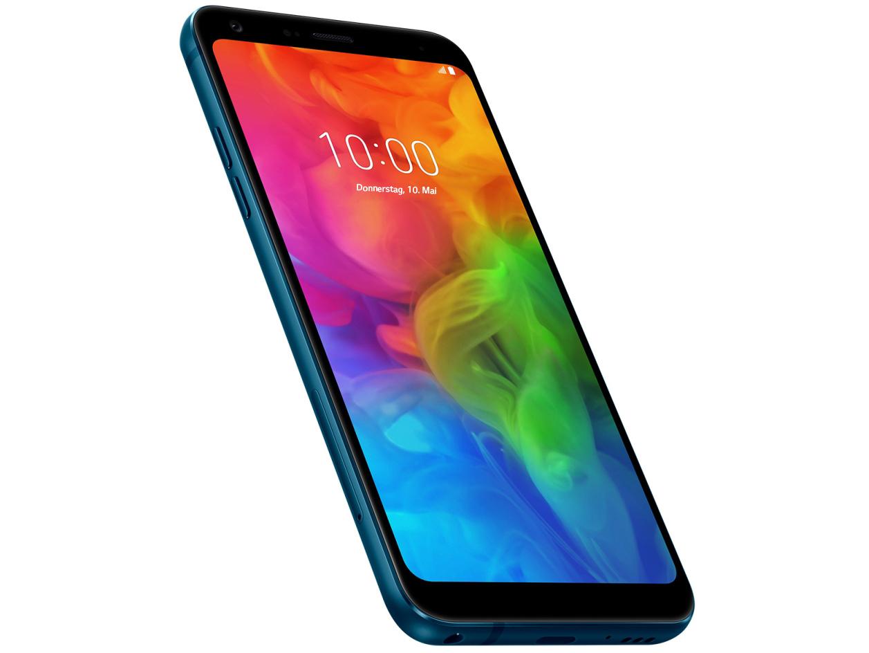 LG Q7 Plus - Notebookcheck net External Reviews