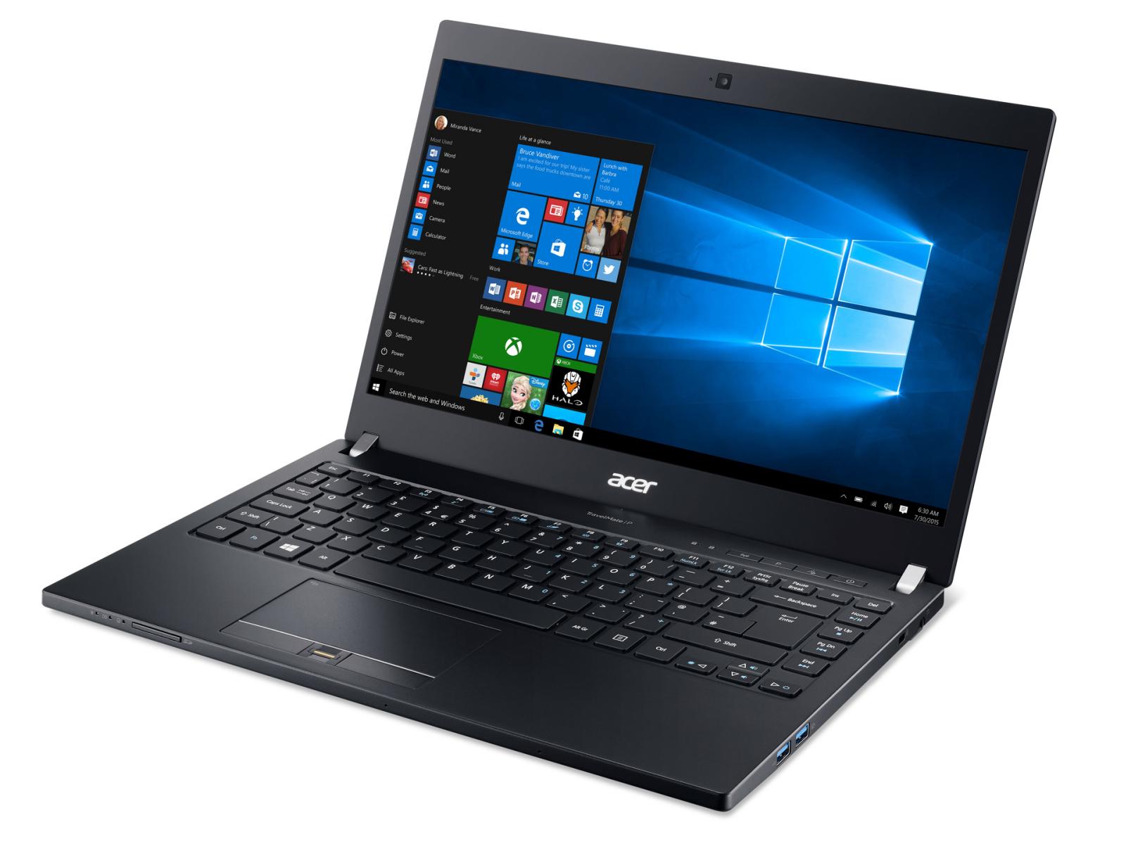 Acer Travelmate P648 M 757n Notebookcheck Net External