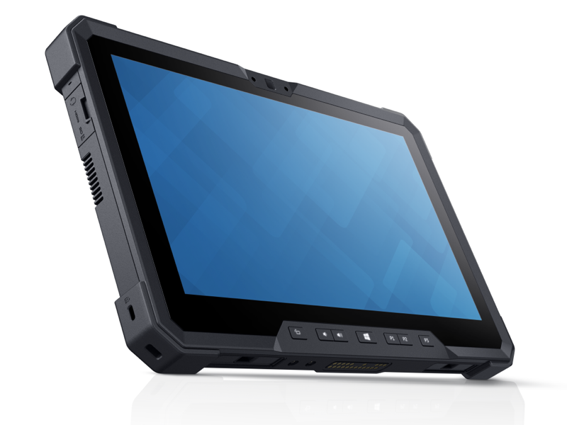 Dell Latitude 12 Rugged Tablet Notebookcheck Net