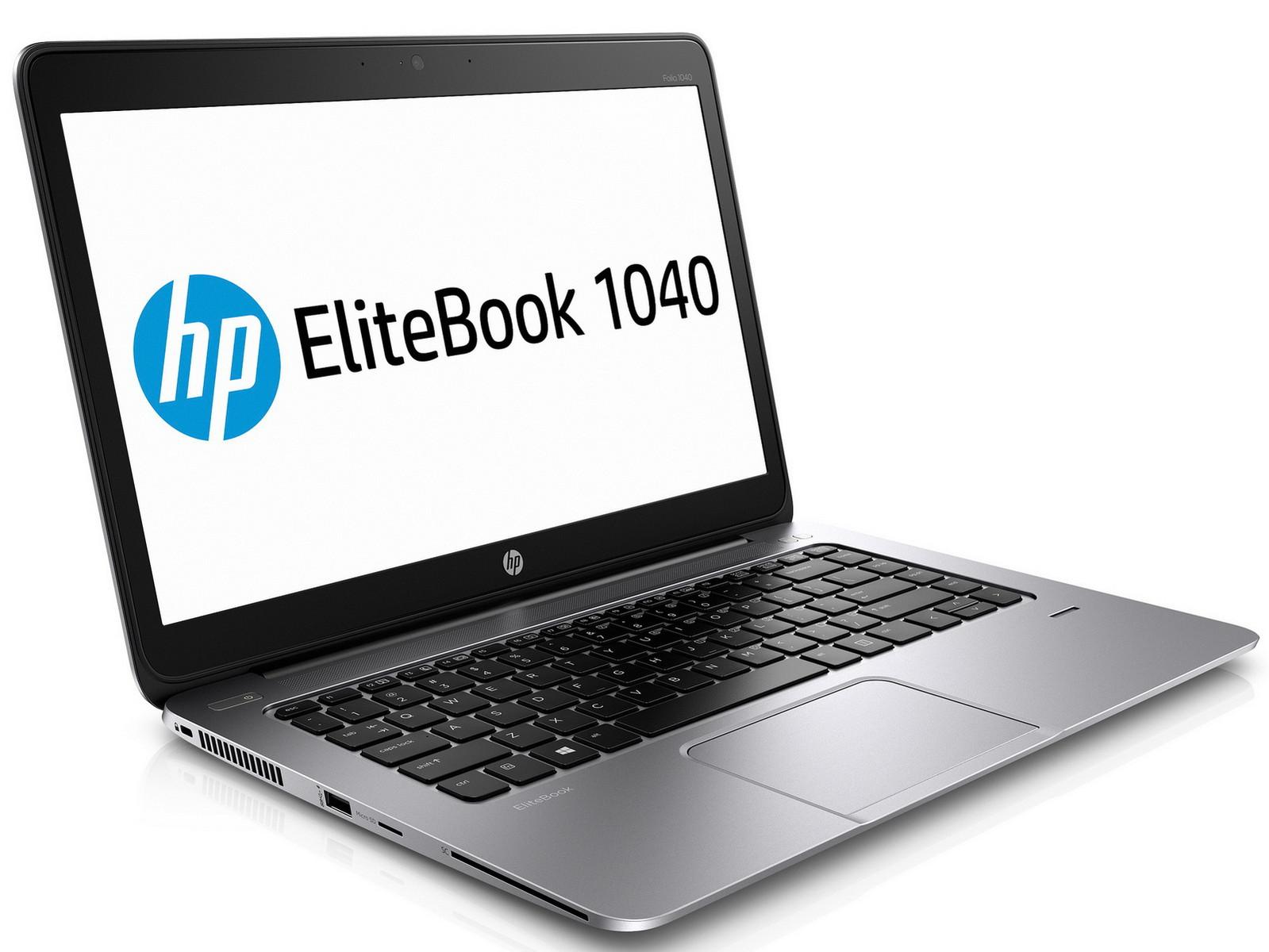 HP EliteBook Folio 1040 G2 - Notebookcheck net External Reviews
