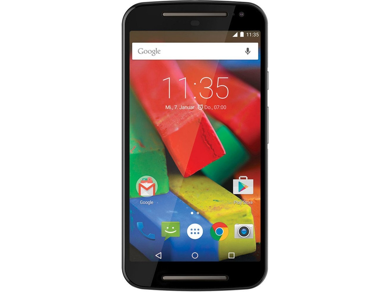 would get is the motorola moto g 4g bought