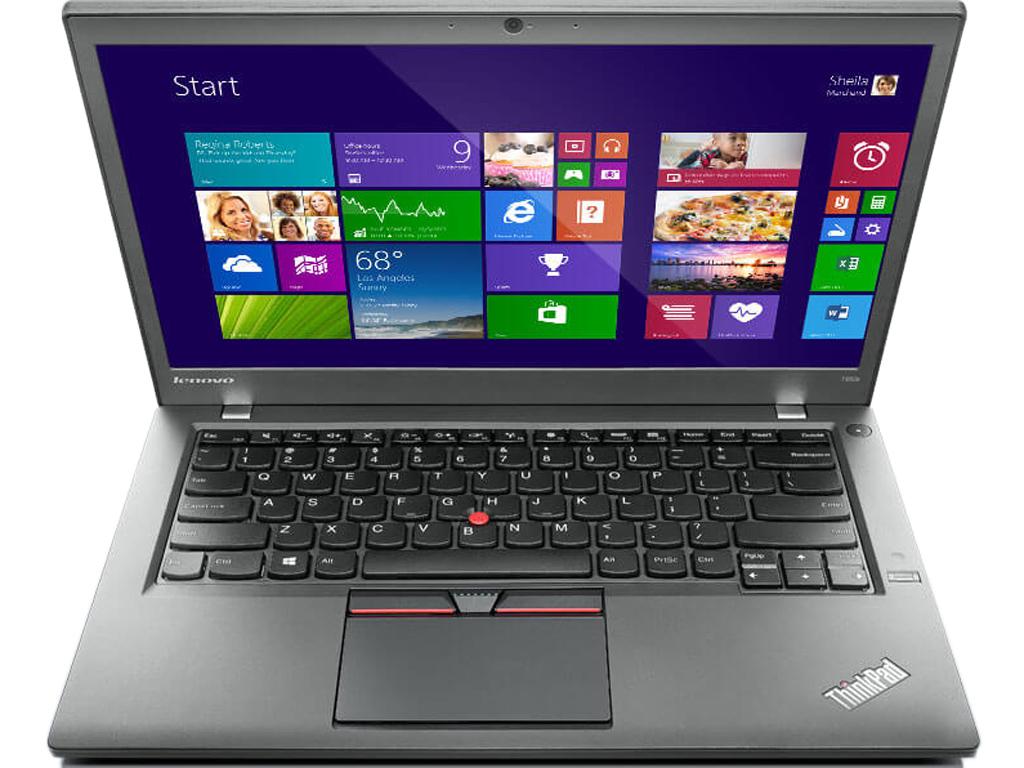 Lenovo ThinkPad T450s-20BWS03F00 - Notebookcheck net External Reviews