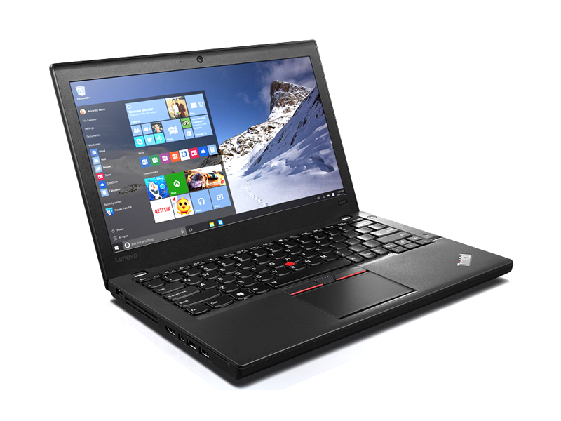 Lenovo Thinkpad X260 20f60041ge Notebookcheck Net