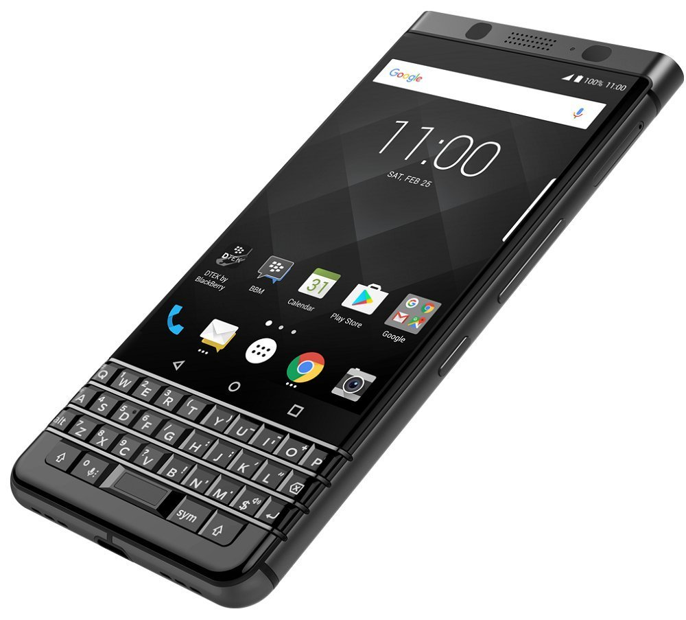 Blackberry Keyone Black Edition Notebookcheck Net