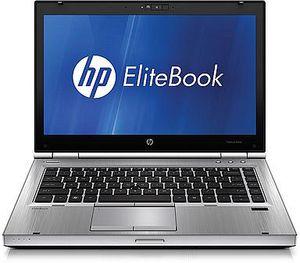 HP EliteBook 8460p–LG743EA - Notebookcheck.net External ...