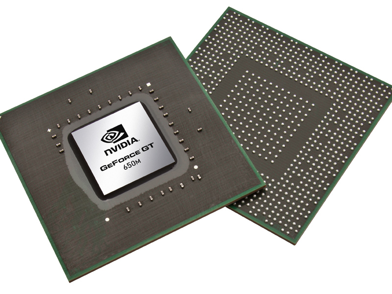 NVIDIA GeForce GT M