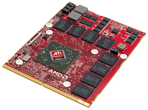 AMD FirePro M6000 (FireGL V) Mobility Pro Graphics Driver Windows