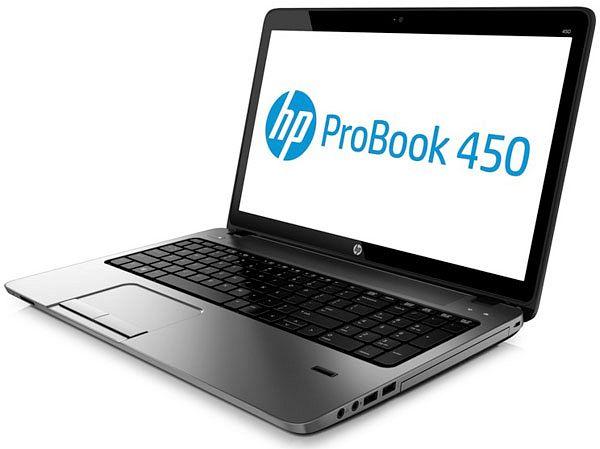 Hp Probook 450 H0u97ea Notebookcheck Net External Reviews