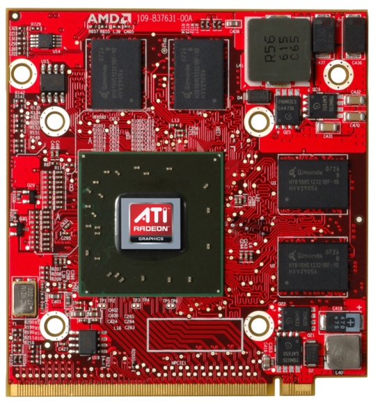 carte graphique ati mobility radeon hd 4250