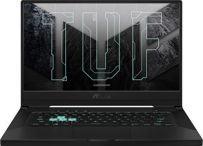 Asus TUF Dash F15 FX516PM - Notebookcheck.net External Reviews