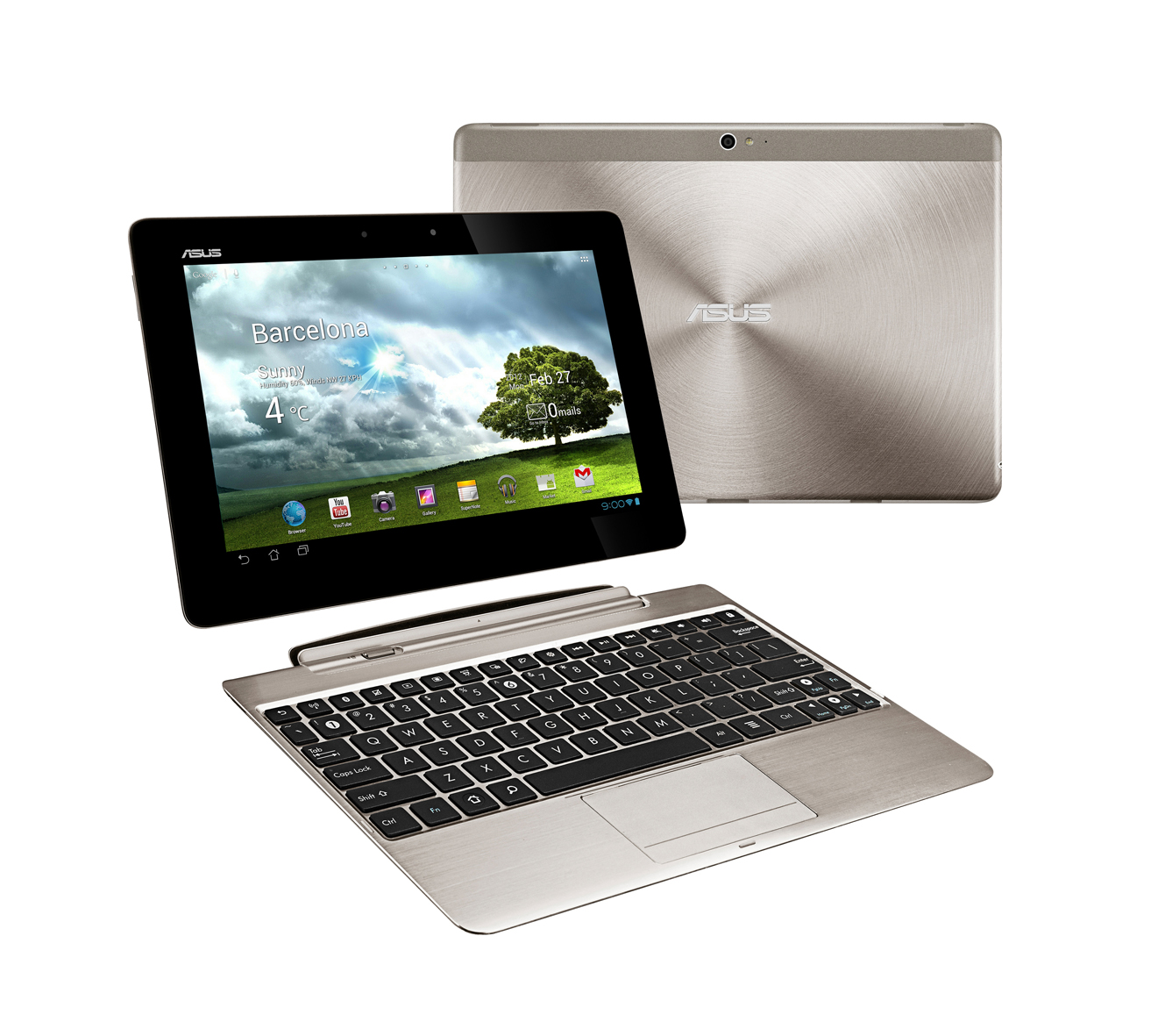 Asus asus transformer pad infinity tf700t notebookcheck for Notebook tablet