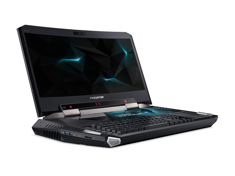 Acer Predator 21 X - Notebookcheck.net External Reviews