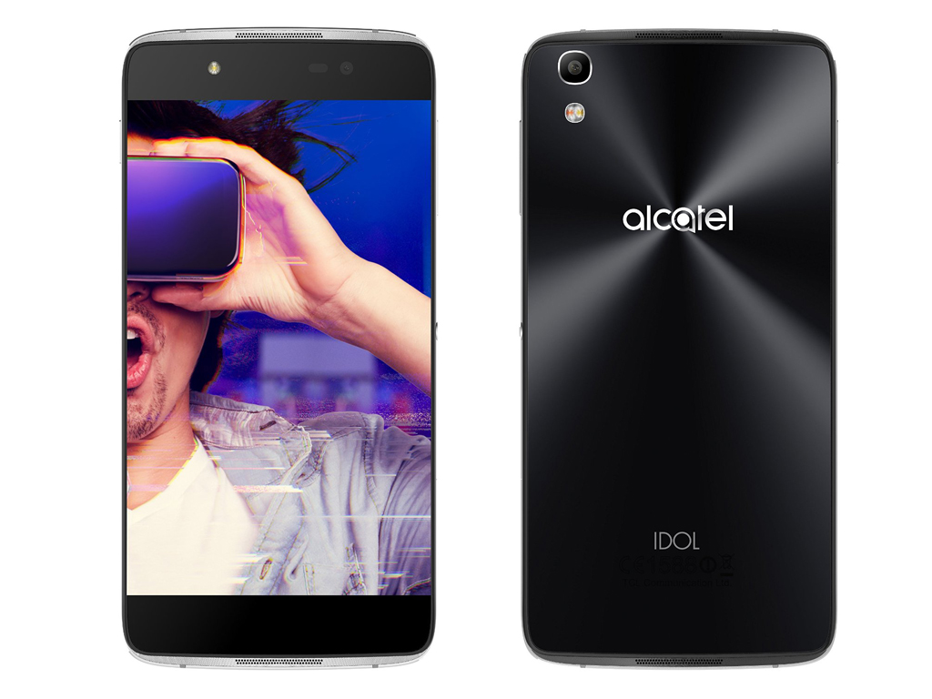 Alcatel One Touch Idol Series - Notebookcheck net External Reviews