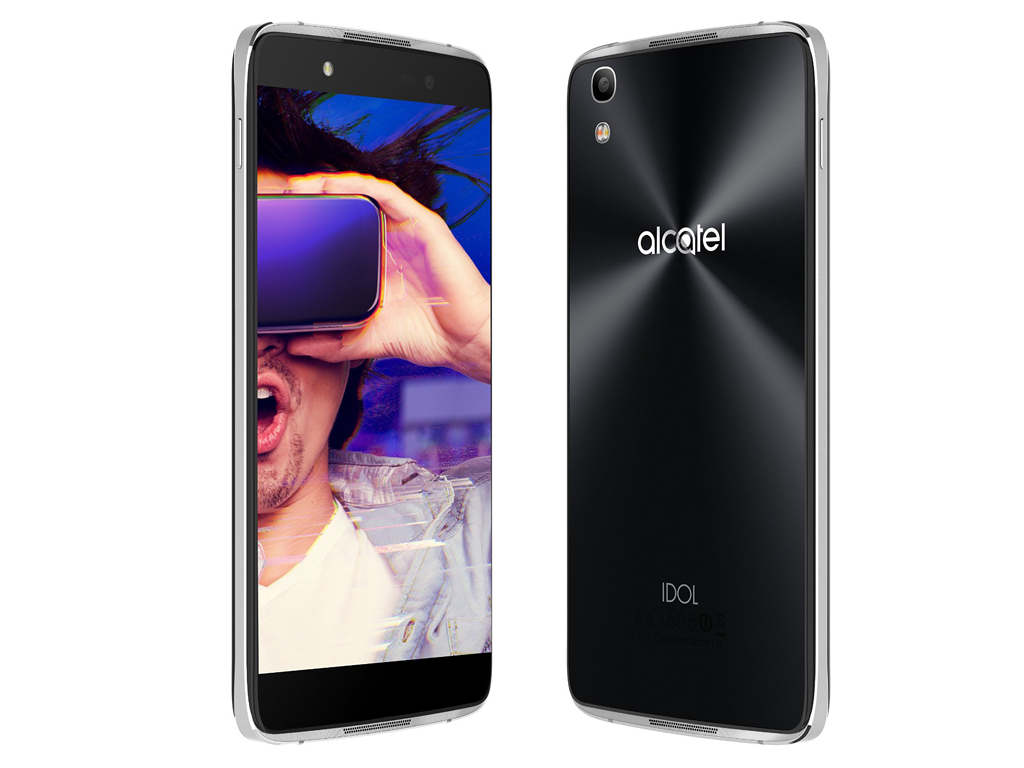 Alcatel Idol 4 Notebookcheck Net External Reviews