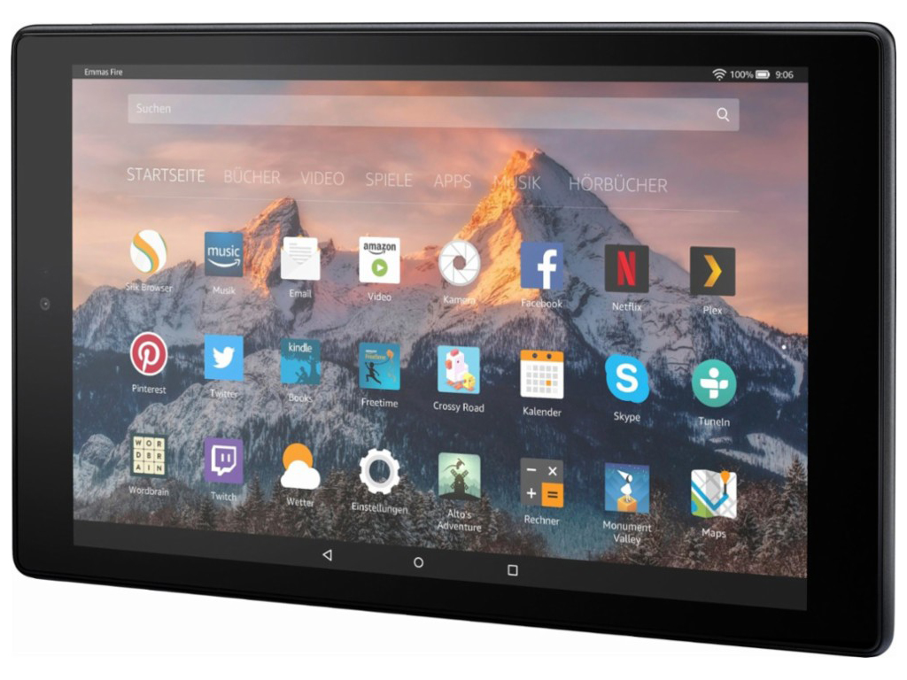 what is the current 2017 fire hd 10 firmware